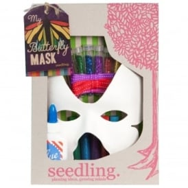 Create Your Own Butterfly Mask Kit