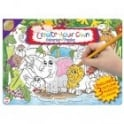 Create Your Own Colouring Puzzles *