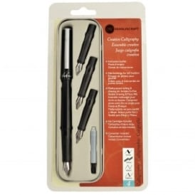 Creative Calligraphy Pen & Nib Set 4