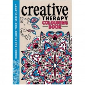 Creative Therapy Colouring Book*