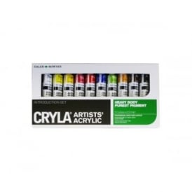 Cryla Artist Acrylic Introduction Set*