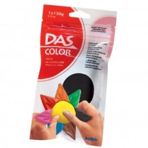 DAS Colour Black 150g