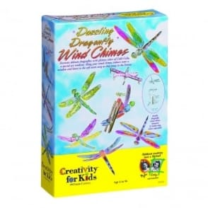 Dazzling Dragonfly Wind Chimes