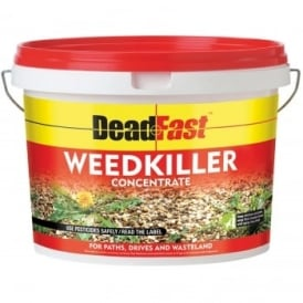 Deadfast Weedkiller Concentrate 12 Sachets