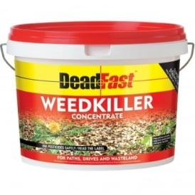 Deadfast Weedkiller Concentrate 18 Sachets