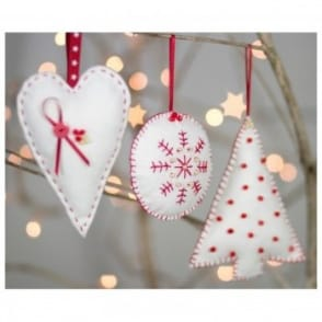 Decorations Trio Felt Craft Kit*