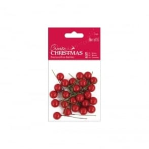Decorative Berries 24 Packs