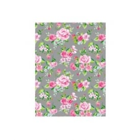 Decoupage Modern Roses Paper Pack of 3