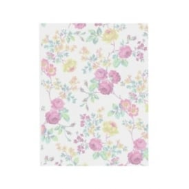 Decoupage Pretty Flowers Paper Pack of 3