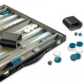 "Deluxe 15"" Backgammon Set"