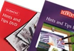 Hints & Tips DVDs