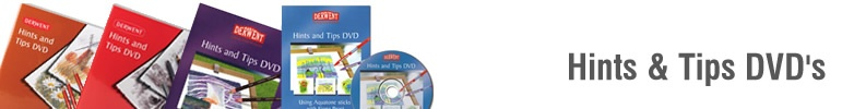 Hints &amp; Tips DVDs      </div></div> <div id=