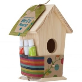 Design Your Own Bird House Kit