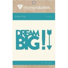 Diamond Press - Word Dies Big Dream
