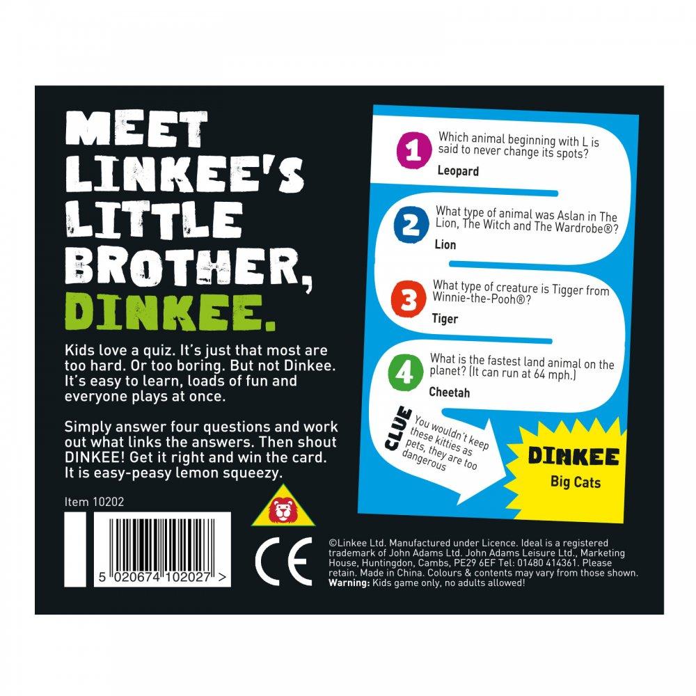 Dinkee Linkee For KIds - John Adams from CraftyArts.co.uk UK