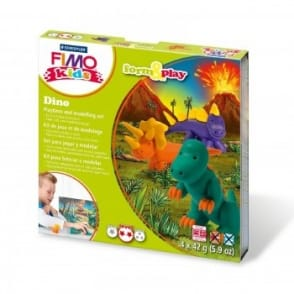 Dino Playtime and Modelling Set