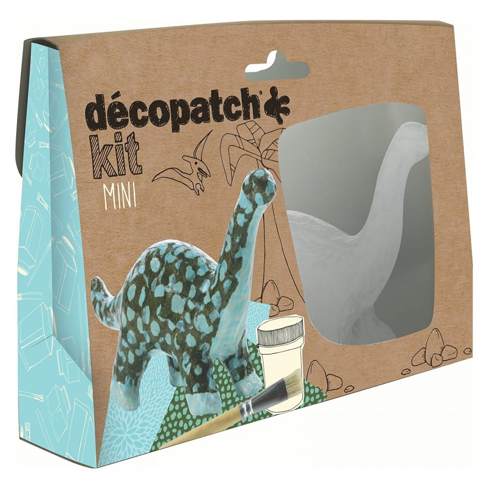 Decopatch Kit Dinosaur