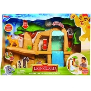 Disney Junior The Lion Guard Pride Lands Play Set*