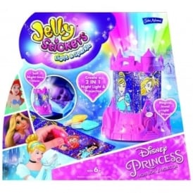 Disney Princess Light and Sparkle Night Light & Projector