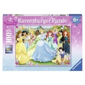 Disney Princess XXL 100 Pieces Jigsaw Puzzle