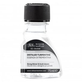 Distilled Turpentine 75ml