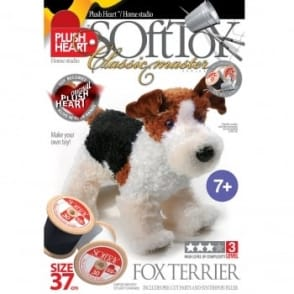 DIY Classic Master - Fox Terrier Soft Toy 37cm