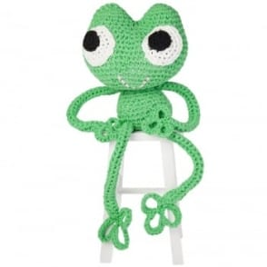 DIY Crochet Kit - Frog Lizzy