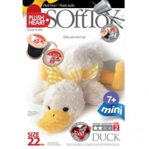 DIY Mini Duck Soft Toy 22cm