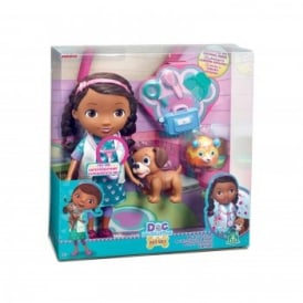 Doc Mcstuffins Interactive Pet Vet