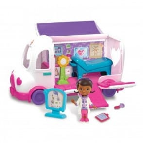 Doc Mcstuffins Mobile Ambulance
