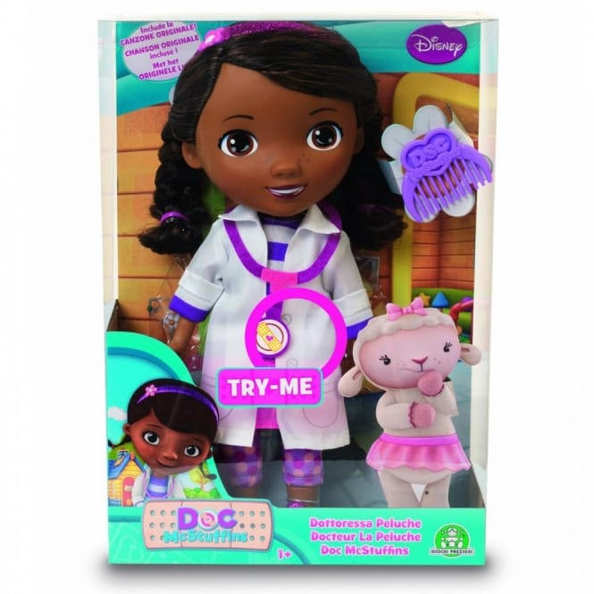 Doc Mcstuffins - Singing Doll