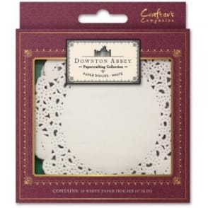 Downton Abbey - Paper Doilies 50 pack