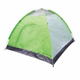 Easy Pitch Dome 2 Man Tent - Green Grey *