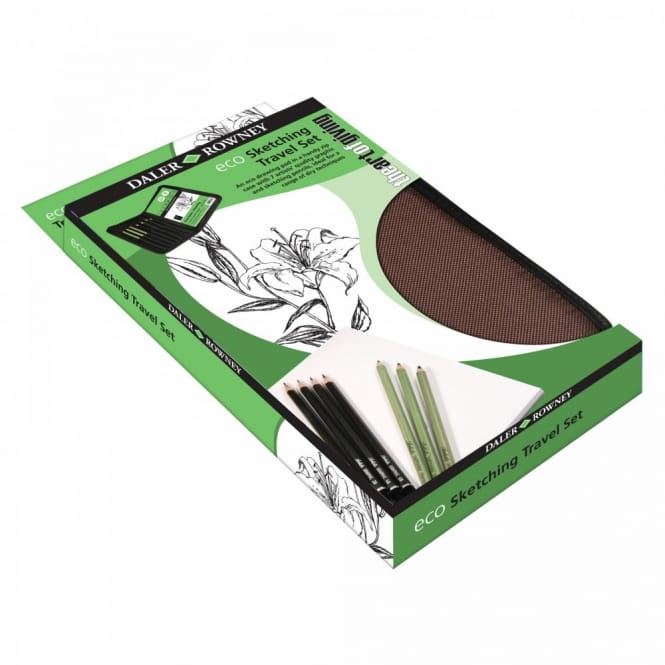 Eco Sketching Travel Set