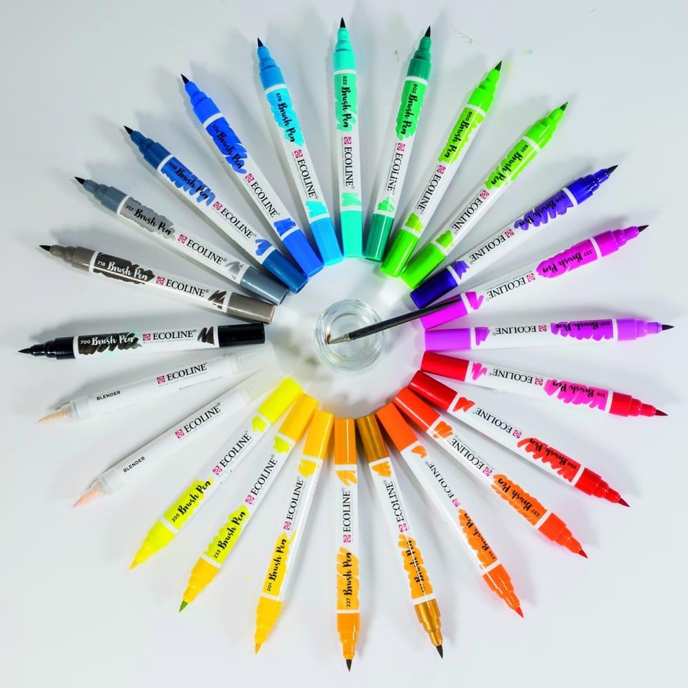 Watercolour Brush Pens Uk