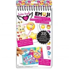 Emoji Sticker Folio Kit
