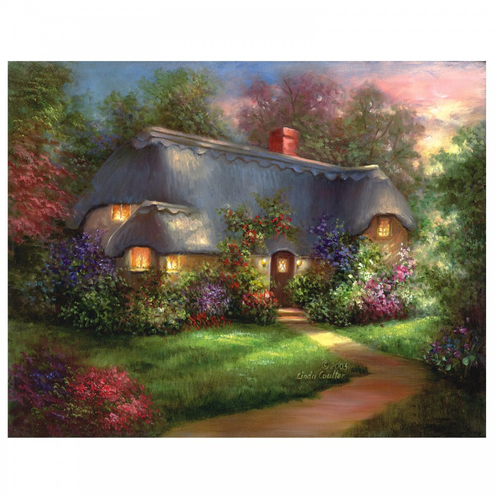 Enchanted Cottage Masterpiece Set Royal Amp Langnickel