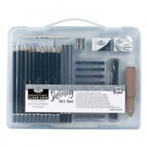 Essentials Art Set RSET-ART3105
