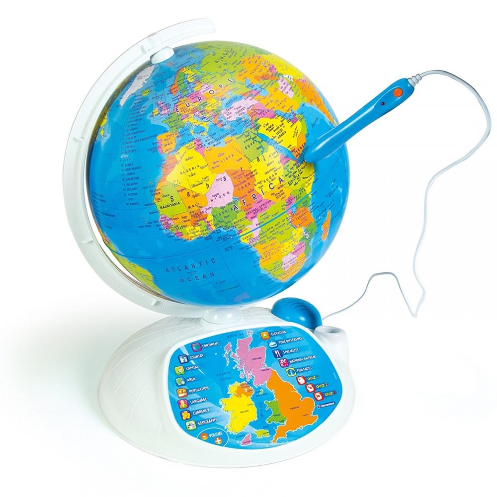 Explore the world interactive globe toy craftyarts explore the world interactive globe toy gumiabroncs Choice Image