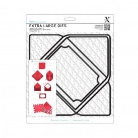 Extra Large Dies (3pcs) - Envelope