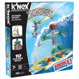 Extreme Sports - 10 Model Building Set