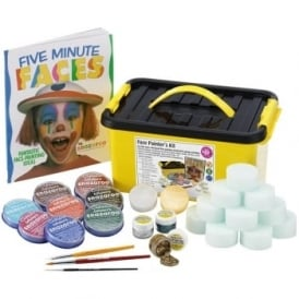 Face and Body Paint Kit 28 pieces