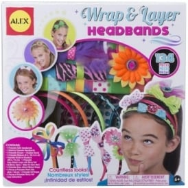 Fashion Headbands Wrap and Layer Kit