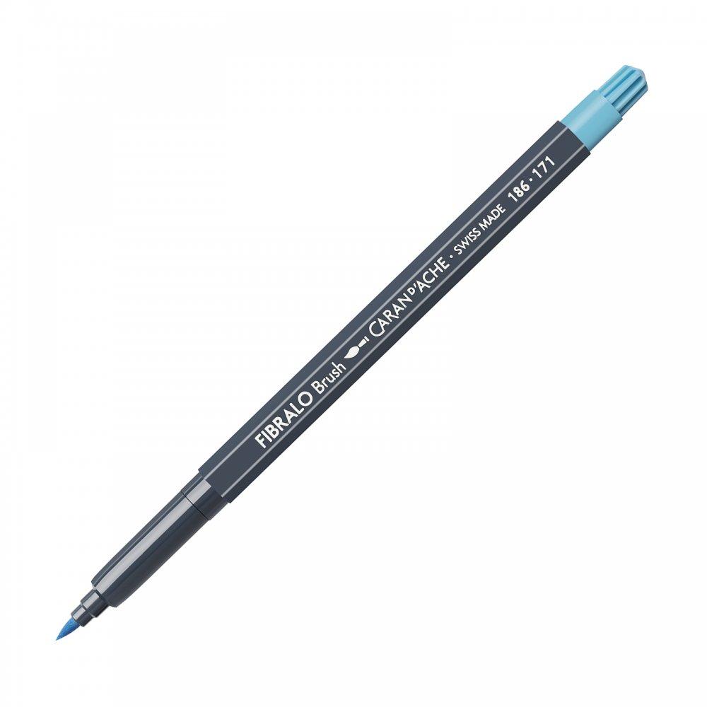 Fibralo Water Soluble Brush Pens 10 Pack Caran D 39 Ache