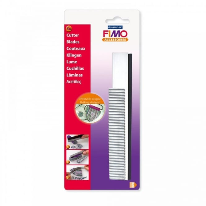 Fimo 3 Cutter Blades 1