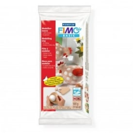 Fimo Air Drying Clay Flesh 500g