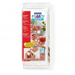 Fimo Air Drying Clay Terracotta 1KG