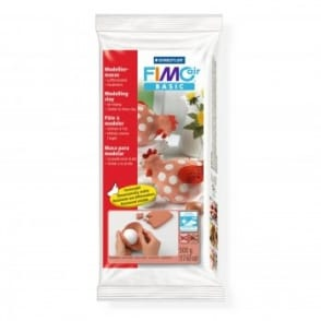 Fimo Air Drying Clay Terracotta 500g
