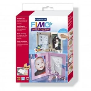 Fimo Air Microwave Baby Memories*