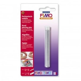 Fimo Bead Piercing Pins 50 Pack